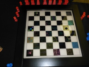 This is a chess board.